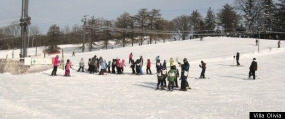 Villa Olivia A Huffington Post Travel Ski Resort Guide