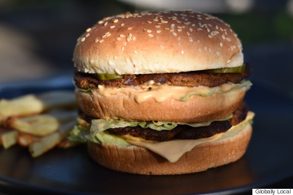 vegan big mac