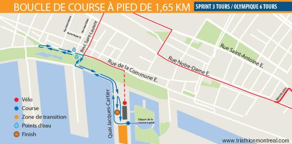 triathlon montreal