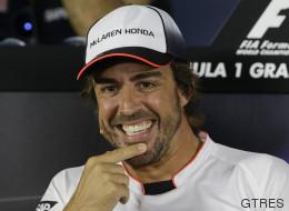 La foto con la que Alonso ha confirmado su nuevo amor