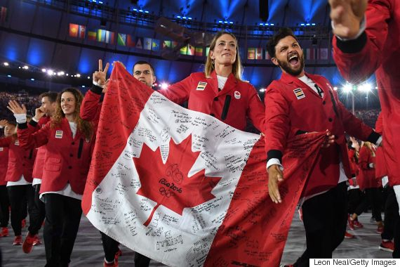 opening ceremony canada