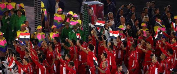 OLYMPICS EGYPT