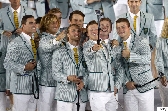australia rio olympics 2016