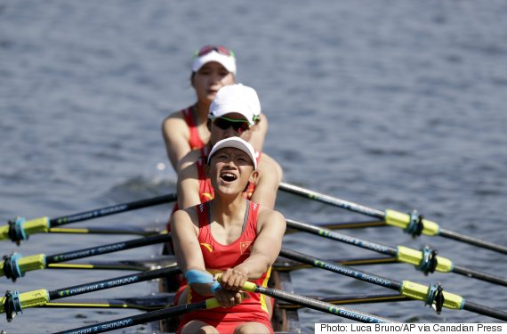rio olympic rowing