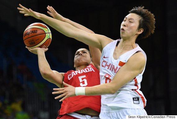 rio canada basketball