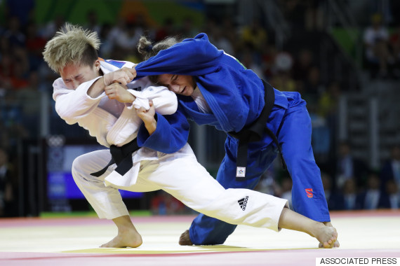 olympic judo korea