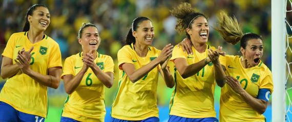 SOCCER BRAZIL FEMALE