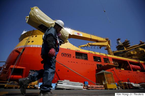 korea ship