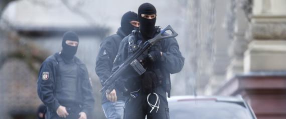 SEK POLICE