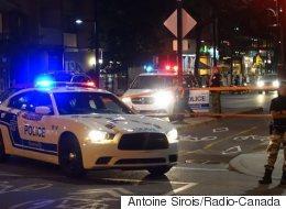 Un agent de sécurité agressé à l'arme blanche à Montréal