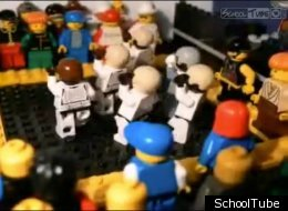 WATCH: Lego Figures Break It Down In Student-Made Video