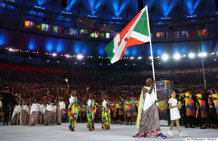 burundi olympic