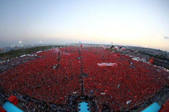manifestacion turquia
