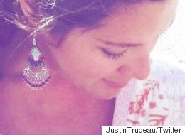 Justin Trudeau Shares Intimate Photo Of Sophie For Breastfeeding Week