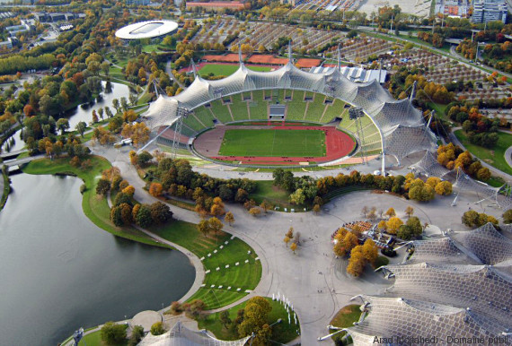 stade olympique munich