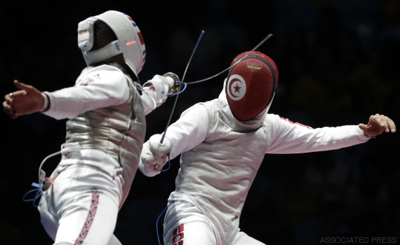 olympic games tunisia