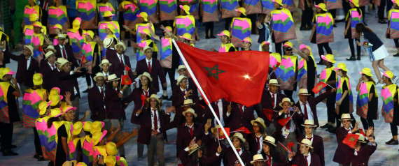 MOROCCO OLYMPIC GAMES 2016