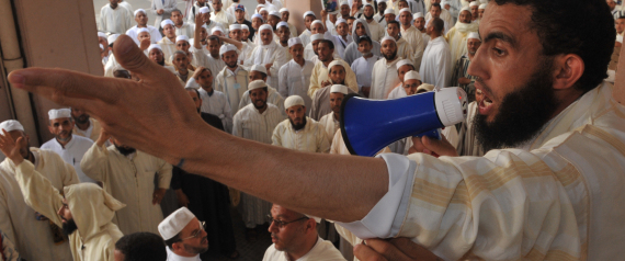 IMAMS IN MOROCCO