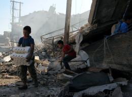 Im 8. Monat schwanger in Aleppo: Ein Bericht aus Syrien