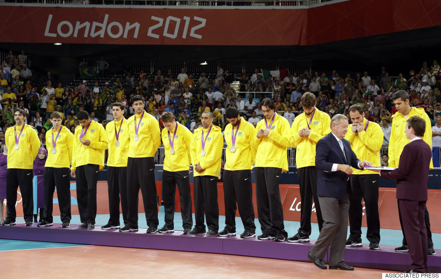 summer olympics brazil 2012 volleyball