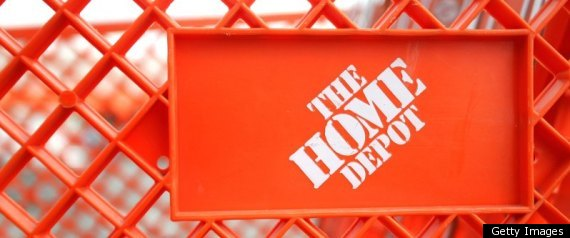 PAYPAL HOME DEPOT