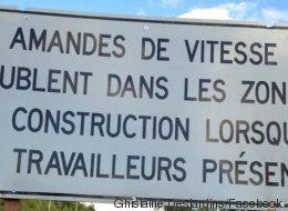 Une pancarte mal traduite fait réagir les Franco-Ontariens
