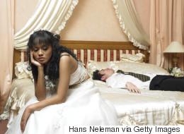 11 confessions de couples qui n'ont pas fait l'amour lors de leur nuit de noces