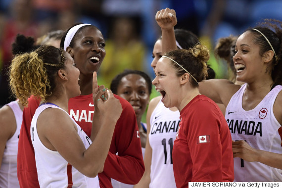 Nurse helps Canada come back, beat Serbia 71-67