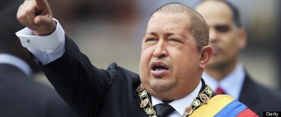 HUGO CHAVEZ DEFENSE MINISTER