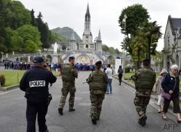 Fouilles systématiques, militaires... Lourdes sous très haute sécurité