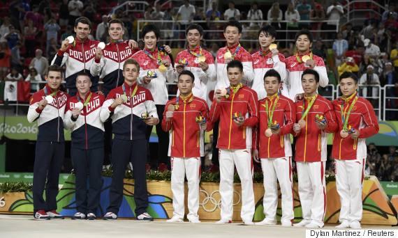 japan gymnastics