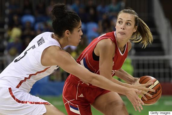kia nurse canada basketball rio olympics