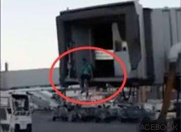 El pasajero de Ryanair que saltó a la pista de Barajas se enfrenta a 45.000 euros