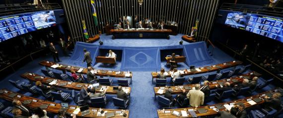 BRAZILIAN SENATE SESSION