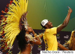 Usain Bolt a organisé sa propre cérémonie d'ouverture des JO