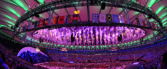 OLYMPIC GAMES OPENING