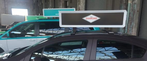 taxi diamond