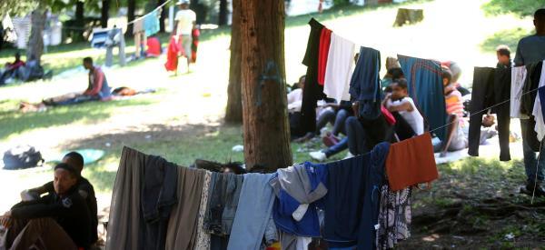 Migranti, Sala lancia l'allarme tendopoli per spronare il governo