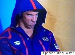 Michael Phelps Reveals Song He Listened To When He Made That Face