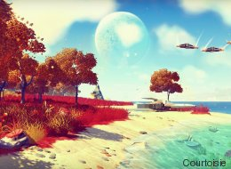 «No Man's Sky»: L'exploration spatiale à son apogée
