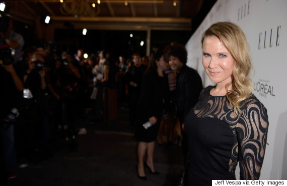 renee zellweger 2014 red carpet