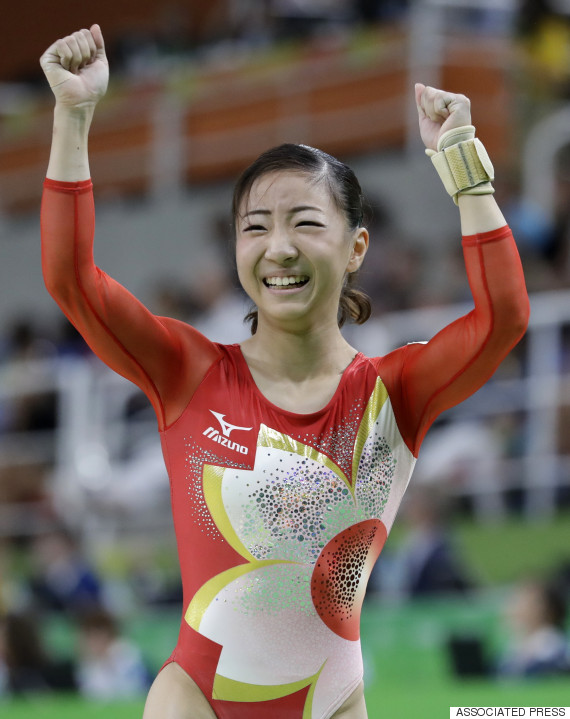 gymnastics japan