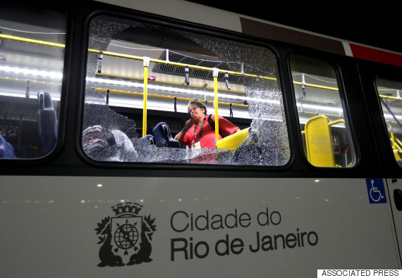 rio press bus