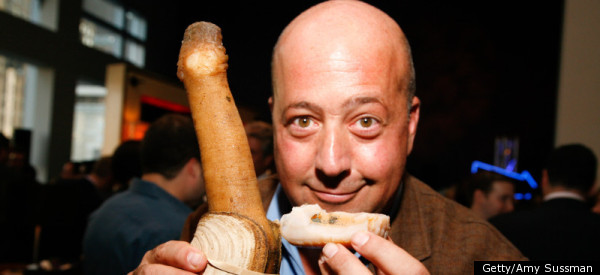 Is Andrew Zimmern Gay 97