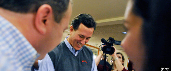 Rick Santorum Birth Control