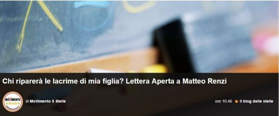 BLOG GRILLO PROF