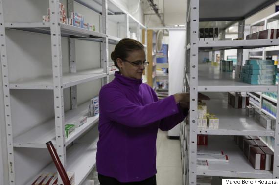 venezuela medicine