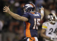 Tim Tebow Touchdown To Demaryius Thomas In Overtime Lifts Broncos Over Steelers