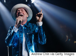 Gord Downie Announces Two Solo Shows In October
