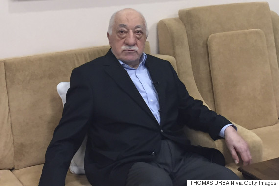 """U.S.-based cleric Fethullah Gülen answers allegations by the Turkish government of orchestrating a July 15, 2016 military coup attempt, but he firmly denied involvement, also condemning the action """"in the strongest terms."""" (Photo: THOMAS URBAIN/AFP/Getty Images)"""